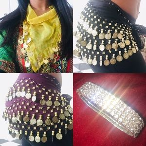 Accessories - Belly Dance Accessory Bundle